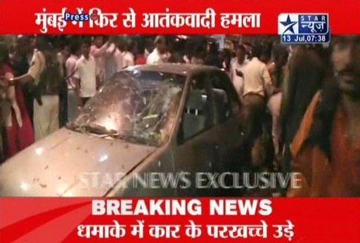 Torna il terrore a Mumbai, tre bombe in centro uccidono 17 persone.