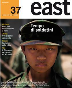 East 37 è in edicola. Focus sui bambini soldato e reportage dall'Est del mondo