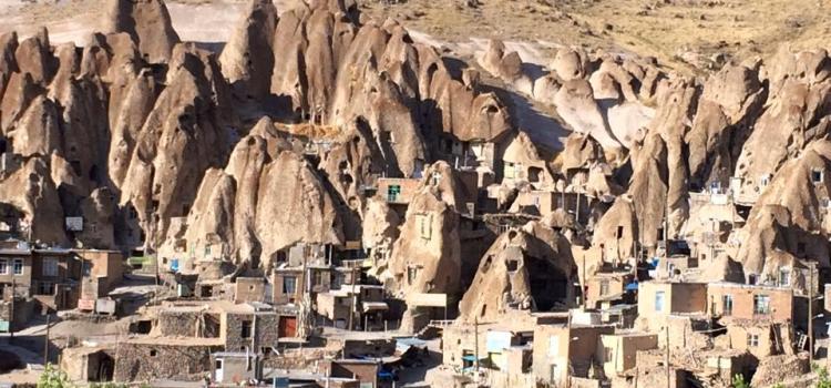Kandovan e la Cappadocia iraniana, tra i guardiani dell'Asia Centrale