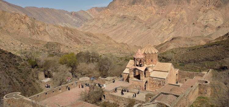 Tabriz, nell'Azerbaigian iraniano. Verso l'Asia Centrale