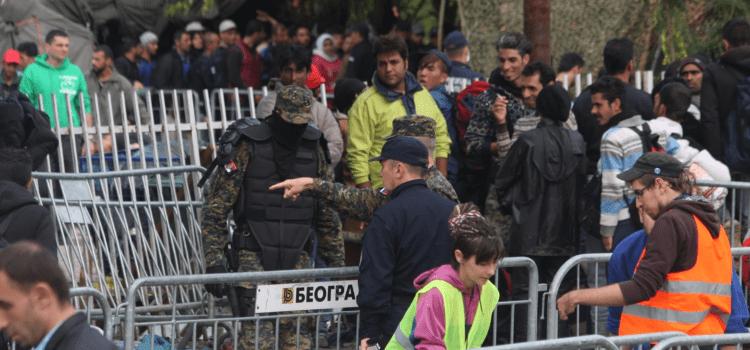 Rifugiati in Europa, speciale sulla Via dei Balcani