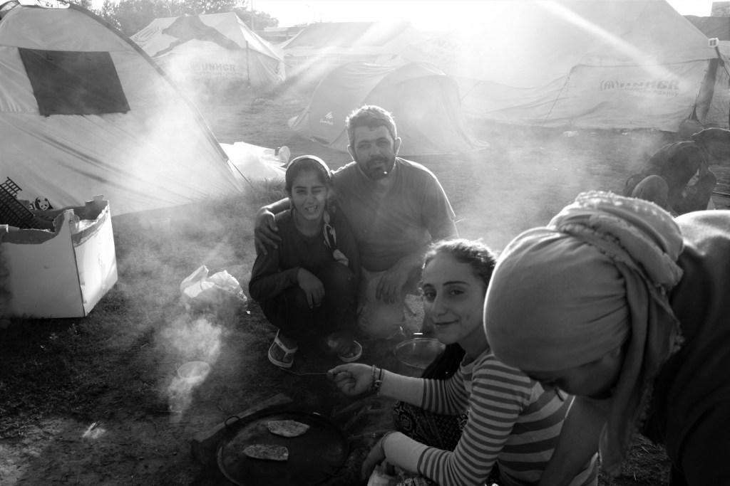 Ramadam, alla vigilia dello sgombero di Eko Camp