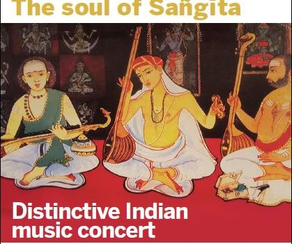 Nāda Vēda : The soul of Sañgīta. Concerto a Venezia.