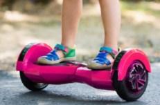 teenage hoverboard