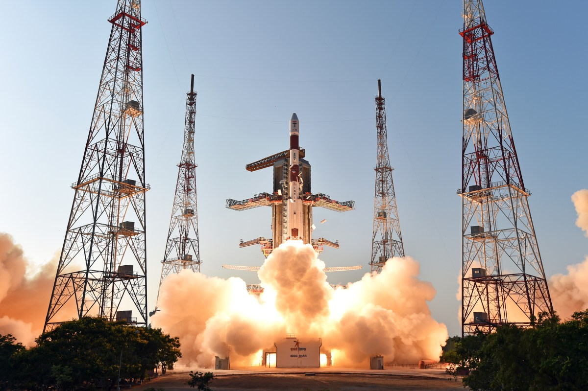 Polar Satellite Launch Vehicle(PSLV) : At A Glance