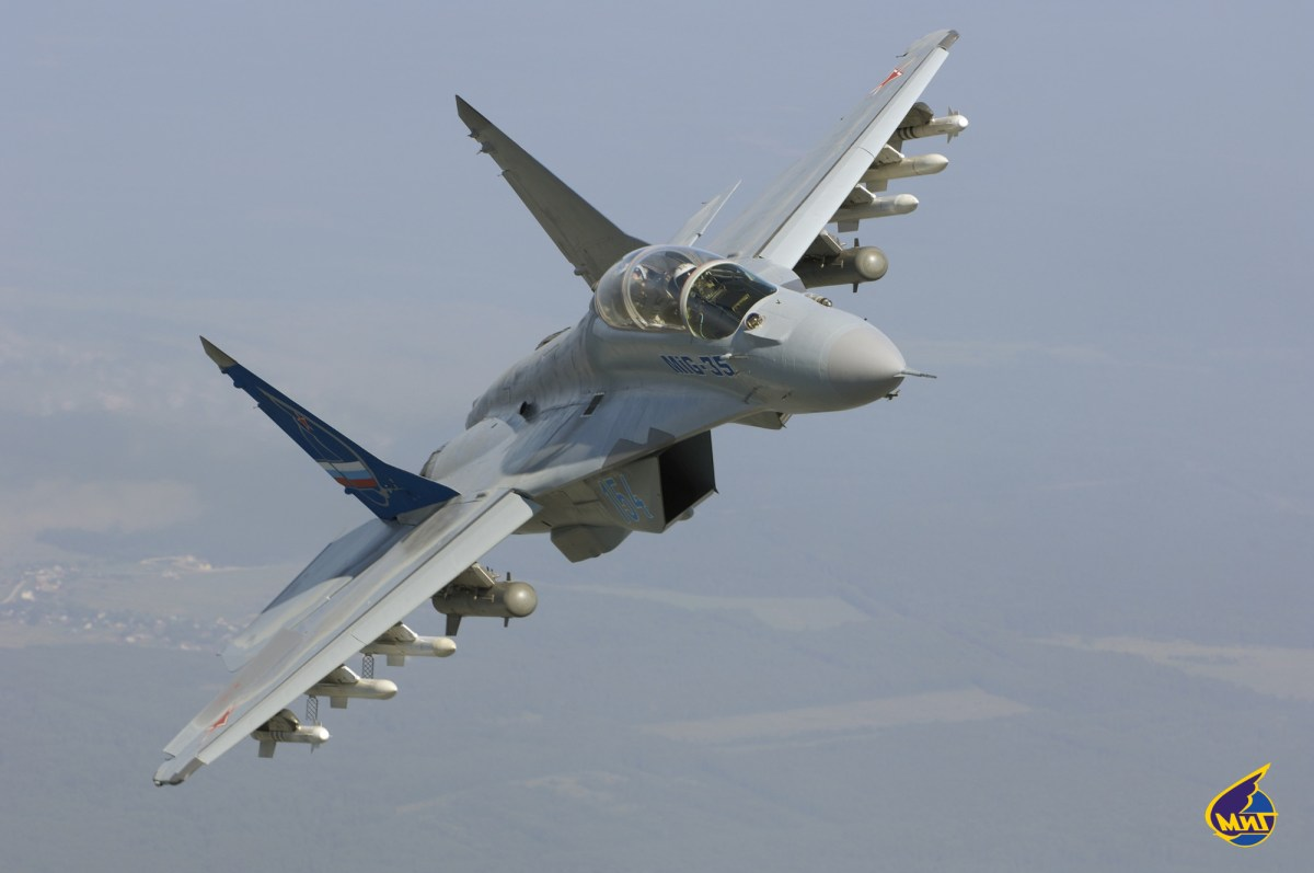 Russia Keen To Sell MiG-35 To Indian Air Force : About Mikoyan MiG-35