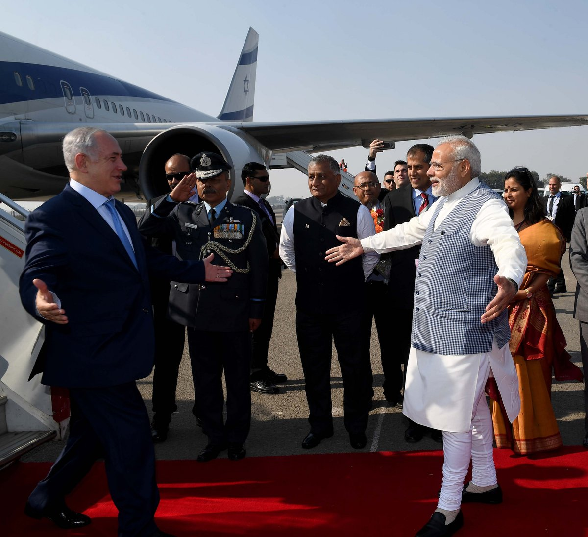 Benjamin Netanyahu in INDIA: Visit of PM Benjamin Netanyahu is far more important than we think