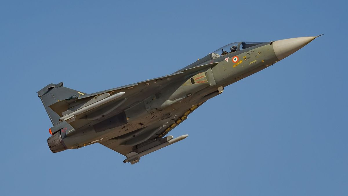 HAL LCA Tejas commences operations from AFS Sulur