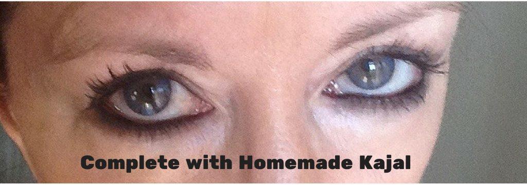 Complete with Homemade Kajal