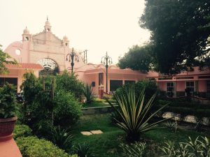Munger Raja Mandir, Vrindavan, India