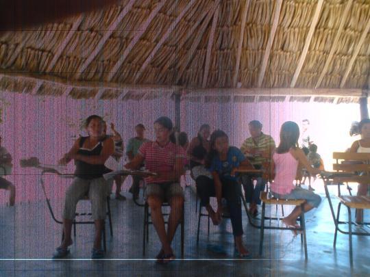 Assembléia de Tuxauas da Região São Marcos