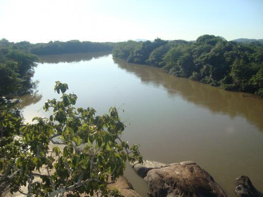 Rio Surumu
