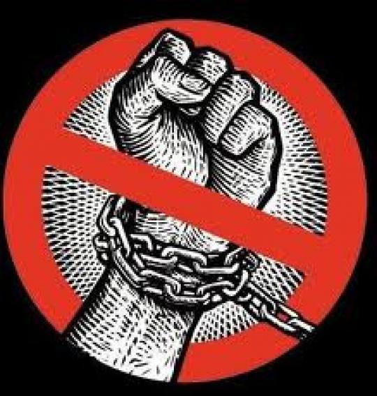contra a escravidão