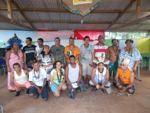 Delegados para Etapa Regional, I CNPI-Bahia
