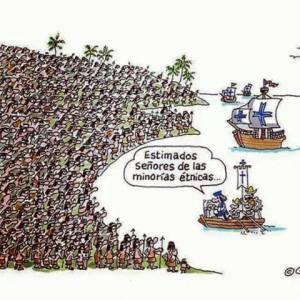 indio contra navegantes
