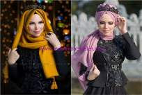 Muslima Wear Queen şal modelleri