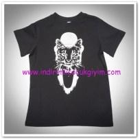 Panço erkek çocuk siyah tişört-11,20 TL