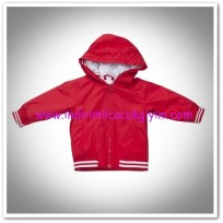 Panço erkek bebek kırmızı yağmurluk-69,50 TL
