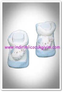 Tozlu giyim ayıcıklı patil-mavi-beyaz-20 TL