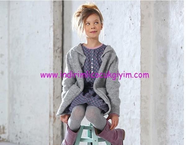 Kanz 1-14 yaş kız çocuk elbiseleri