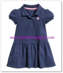HM-kız bebek pike elbise-30 TL