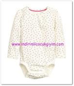 hm-kız bebek beyaz body-17 TL