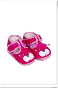 Twigy fuşya kız çocuk ev ayakkabısı-16 TL