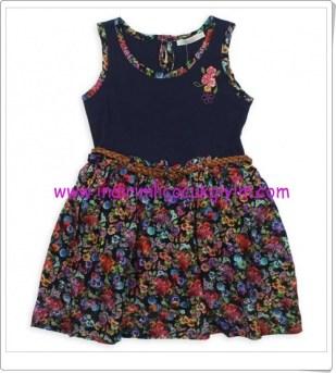 nk-kids-kiz-cocuk-kemerli-çiçekli-jile-elbise-55 TL