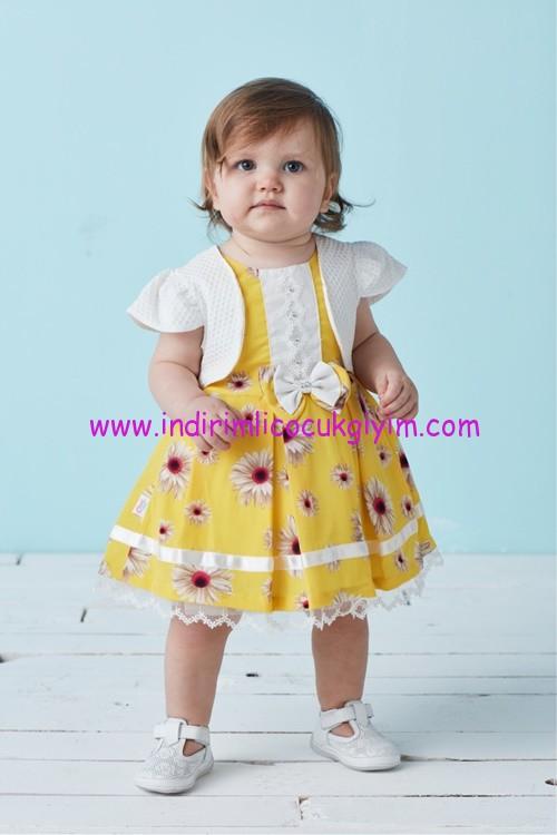 Civil 2016 yazlık kız bebek elbiseleri