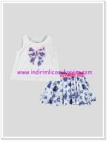LCW kız bebek etek-bluz takım-30 TL