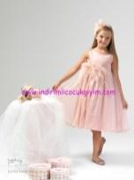 Little Fairy somon kız çocuk abiye