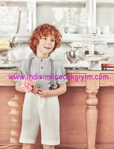 Koton erkek çocuk gömlek modelleri