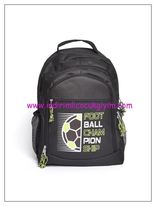 LCW erkek çocuk siyah okul çantası-40 TL