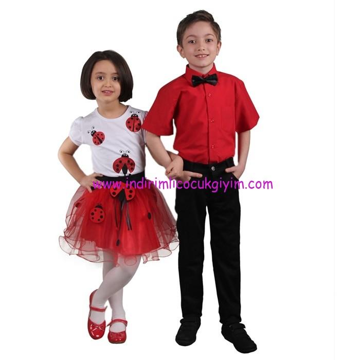 kız-erkek çocuk 23 nisan kıyafetleri