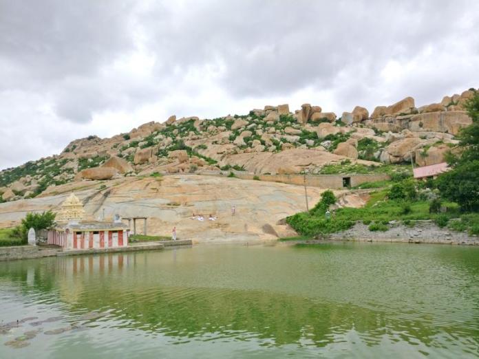रामलिंगेश्वर मंदिर समूह अवनी कर्णाटक