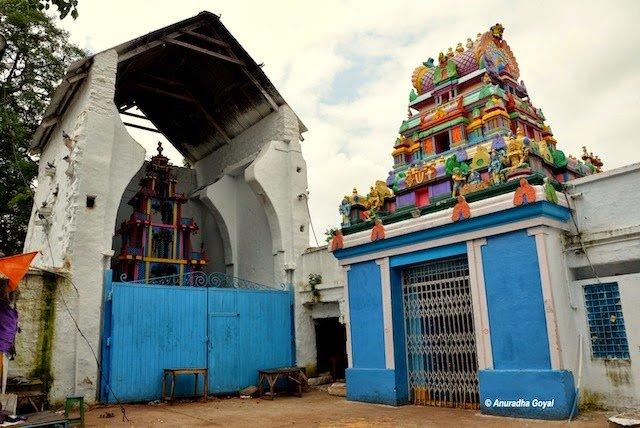 Temple of Visa Devta Chilakur Balaji