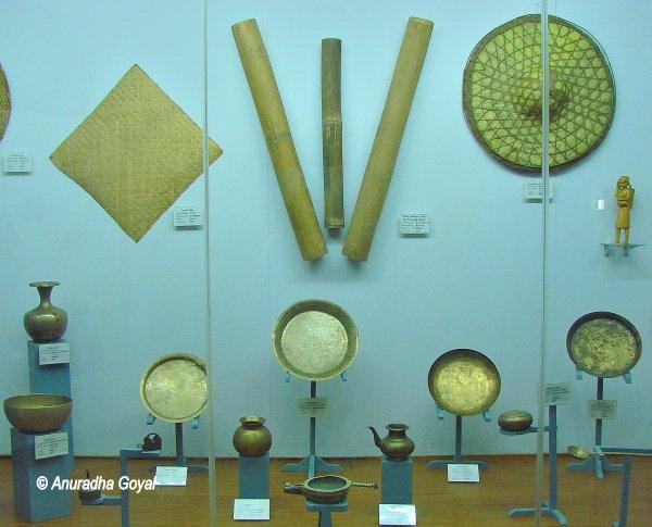 उत्तर पूर्व भारतीय जीवन शैली को दर्शाती वस्तुएं – डॉन बोस्को संग्रहालय – शिलांग