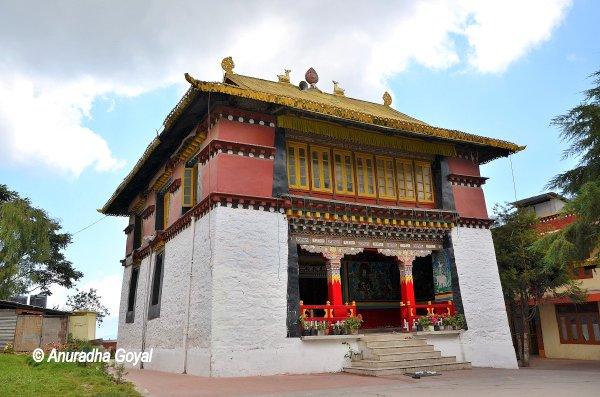 बोमडिला का बौद्ध विहार
