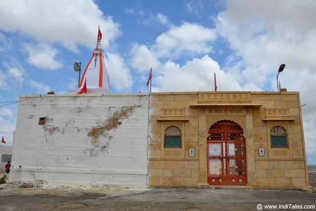 कुलधरा का प्राचीन मंदिर