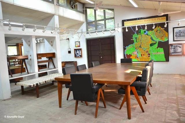 ले कोर्बुसिएर केंद्र – जहाँ चंडीगढ़ की परियोजना बनी थी