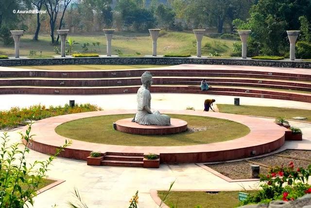 शांति उद्यान – चंडीगढ़