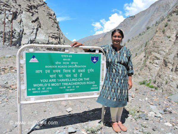 विश्व के सबसे दुर्गम रास्ते से निकलती हिमाचल यात्रा
