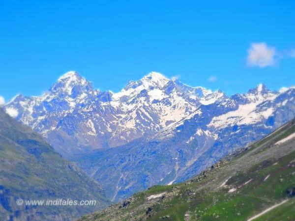हिमाचल यात्रा के परिदृश्य