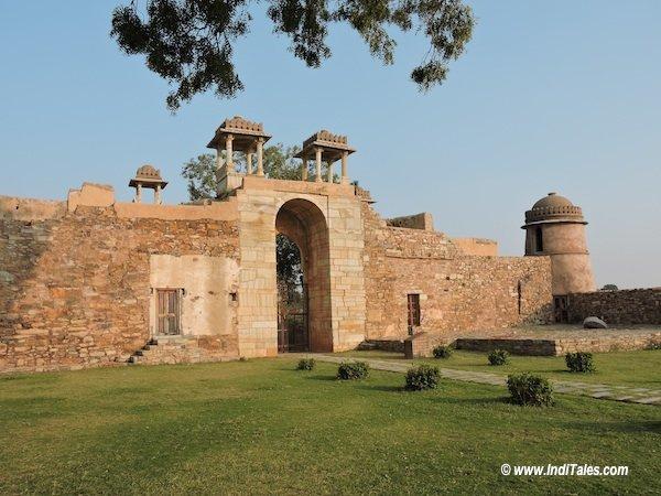 रतन सिंह महल - चित्तौड़गढ़