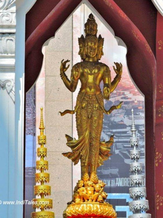 त्रिमूर्ति प्रतिमा - बैंकॉक
