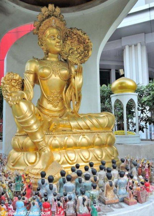 उमा देवी प्रतिमा - बैंकॉक