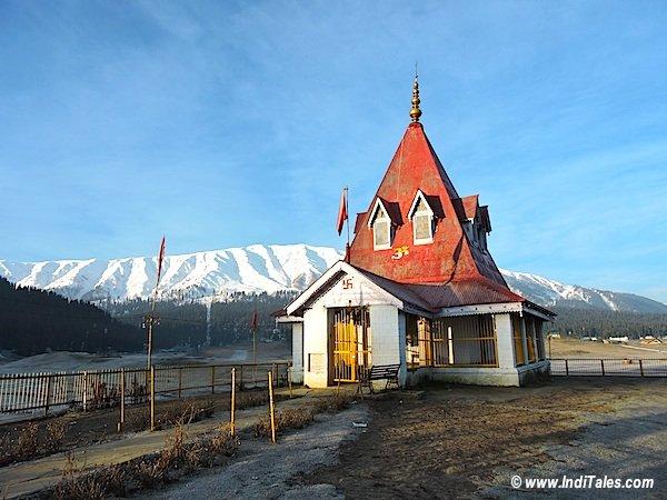 महारानी शंकर मंदिर - गुलमर्ग