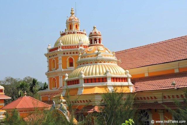 श्री महालक्ष्मी देवस्थान - बंदोड़ा, गोवा