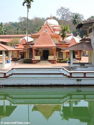 श्री नागेश महारुद्र देवस्थान या नागेशी मंदिर - गोवा