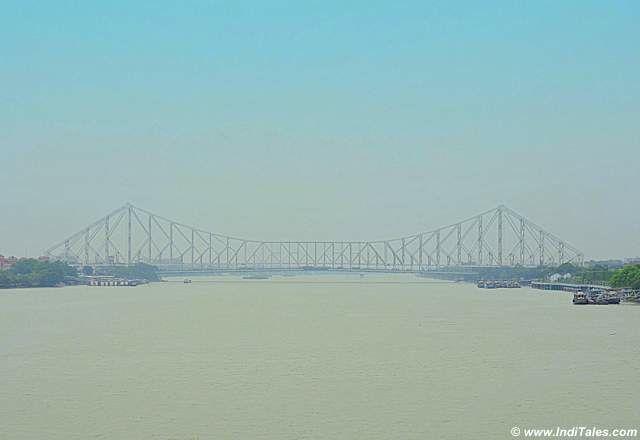 हावड़ा ब्रिज - कोल्कता